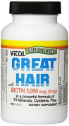 Vitol Great Hair, 120 Tabs by Vitol