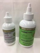 Be Natural Callus Eliminator 120ml & Cuticle Eliminator 60ml