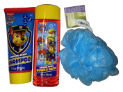 Paw Patrol Bath Bundle - 3-Items