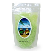Still Water Massage Company 120ml Mint Cooler Dead Sea Bath Salts Pouch - Made in the USA