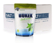 BOKEK FRESH SCENTS SCENTED DEAD SEA SALT SPEARMINT