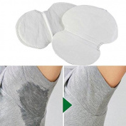 30Pcs Anti Perspiration Pads Deodorant Armpit Sweat Absorbing Pads