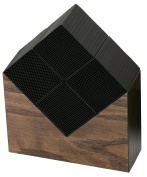 Chikuno Charcoal Cube - Natural Home Air Purifier, Walnut, Large