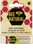 Bee Natural Pomegranate Lip Balm 4.2 g