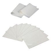 iMeshbean 10 pcs Large & Thick 20cm x 15cm Tattoo Practise Plain Skin Sheets for Needle Machine Supply , Double Sides Can be Used USA