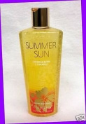 Victoria Secret Summer Sun Caribbean Guava & Pineapple Body Wash 8.4oz 250 ml