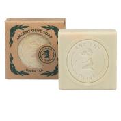 Natural Olive Oil Soap (2 Pack) - Non Irritating Soap For Sensitive Skin - 160ml Green Tea Scent