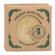 Natural Olive Oil Soap - Non Irritating Soap For Sensitive Skin - 160ml - Unscented