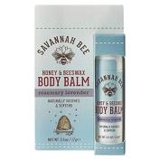 Savannah Bee Honey & Beeswax Body Balm Rosemary Lavender 20ml