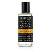 Demeter Saguaro Cactus Massage & Body Oil - 60ml/2oz