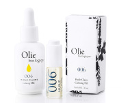 Olie Biologique All Natural 006 Huile Claire Calming Face Oil With Camellia, Marula, Chamomile and Lavender - 30ml + Travel Size