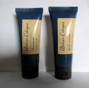 ATELIER COLOGNE Orange Sanguine Shampoo and Body Lotion Set