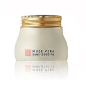 Muse Vera, Doogun doogun cream, Unscented, Unpigmented, Vitamin C, Beauty Tester, for Nomal to dry skin type, 120g