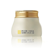 Muse Vera, Nagut Nagut cream, Unscented, Unpigmented, Milk protein, Beauty Tester, All skin type, 120g