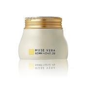 Muse Vera, Nagut Nagut cream, Unscented, Unpigmented, Milk protein, Beauty Tester, All skin type, 120g