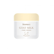 Deoproce, Goat Milk Pure Cream, Whitening, Anti wrinkle functional, Goat Milk, Rich nourishing, All skin type, 50g