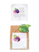 The Cottage Greenhouse Violette Fig & Black Currant Fine Salt Scrub