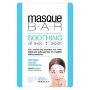 Masque Bar by Look Beauty Soft Calming Soothing Sheet Mask 1ct