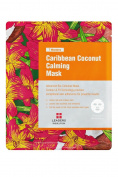 Leaders Insolution 7 Wonders Caribbean Coconut Calming Mask 10Pk