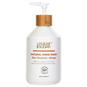 Raw Sugar Natural Hand Wash Raw Coconut Mango 500ml