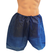 Canyon Rose Disposable Men'S Boxer for Sunless Spray Tanning, Navy, 0.3kg