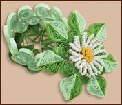 Quilting kit Charivna mit #КВ-006 Casket Flowers Summer 7x3 cm / 2.76x1.18 in Задать вопрос