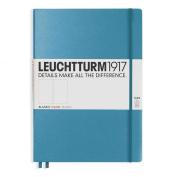 Leuchtturm1917 Slim Master Size Hardcover Notebook, Nordic Blue