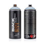 Montana Cans - Montana BLACK High-Pressure Cans Spray Colour - 400ml Cans - Trout