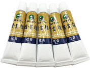 Marie's Big Size Chinese Painting Colour Tubes Watercolour Drawing 12ml9pcs No. 495 Cyanine