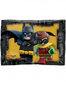 46cm Batman Lego Foil Balloon