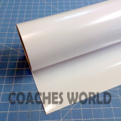 Siser Easyweed White 38cm x 0.9m Iron on Heat Transfer Vinyl Roll Coaches World