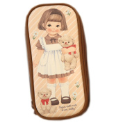 Afrocat Paper Doll Mate Better Beauty Pouch P Cosmetic Travel Bag Organiser