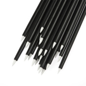 Meritina Disposable 50pcs Eyeliner Brush Makeup Brush