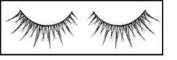Reese Robert Lights Off Strip Lashes with Adhesive, Black by Reese Robert Beauty