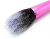 Pure Ziva Dome Blush Brush, Synthetic Bristles