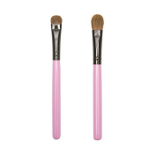 ON & OFF PINKLOVE BRUSH COLLECTION Primer, Powder and Angle Contour Brush