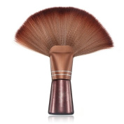 IRISMARU Fan Blush Powder Brush