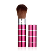 Rosabeauty New Design 1Pcs MIni Soft Makeup Brush Retractable Pro Foundation Cosmetic Blusher Face Powder Brushes Beauty Tools 2016 Hot