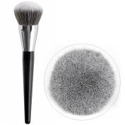 CLOTHOBEAUTY Luxury Synthetic Kabuki Makeup Powder Brush/Foundation Blending Brush, X-Large