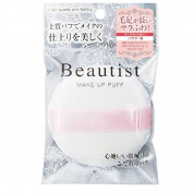 ISHIHARA Beautist #Bt-380p Make Up Puff for Powder Poly L, 0.2kg