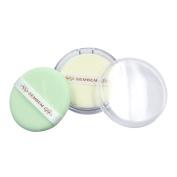 Sembem 2 PCS Ribbon Facial Powder Liquid Foundation Makeup Puffs for Ladies
