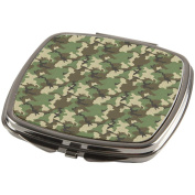Green Woodland Camo Compact Multi Standard One Size