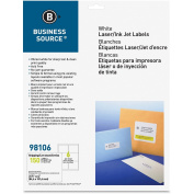 Business Source Premium White Mailing Labels - Shipping 98106