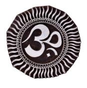 Om Wooden Textile Stamps Indian Handcarved Printing Craft Block Stamps