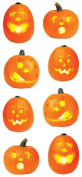 Paper House Productions ST-2180E Photo Real Stickypix Stickers, 5.1cm by 10cm , Pumpkins