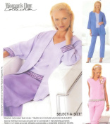 McCall's # 3151 Misses' / Miss Petite Unlined Jacket, Top, Pants and Skirt Sewing Pattern Size