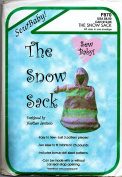 SewBaby F870 The Snow Sack Sewing Pattern, Easy to Sew in 2 Sizes, Infants up to 11kg