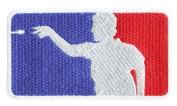 Major League Darts Shirt Patch 9.5cm - Darts Patches - Team Patches - League Patches