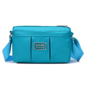 Soyater Small Zippered Crossbody Handbag