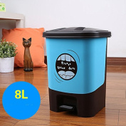 Pedal Trash Household Toilet Kitchen Living Room Continental Large Plastic Ideas Trash Can